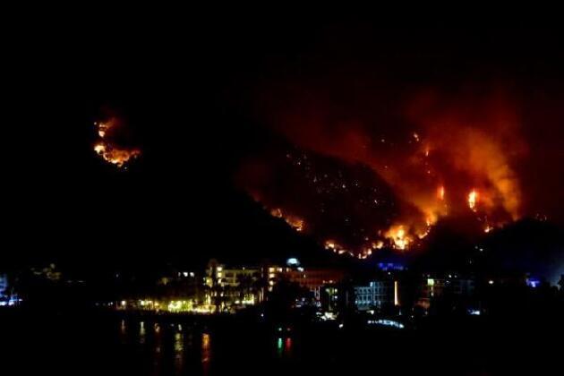 Son dakika! Yangın haberlerinde son durum ne? İl il yangın haberleri