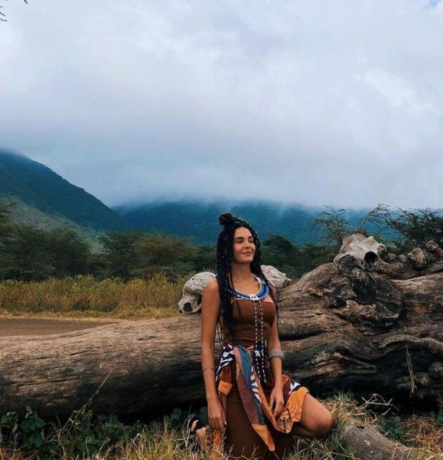 Ebru Şahin'in güzellik sırrı hayrete düşürdü!
