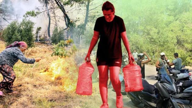 Biri sönmeden diğeri yanıyor: Orman yangınlarına karşı milli seferberlik