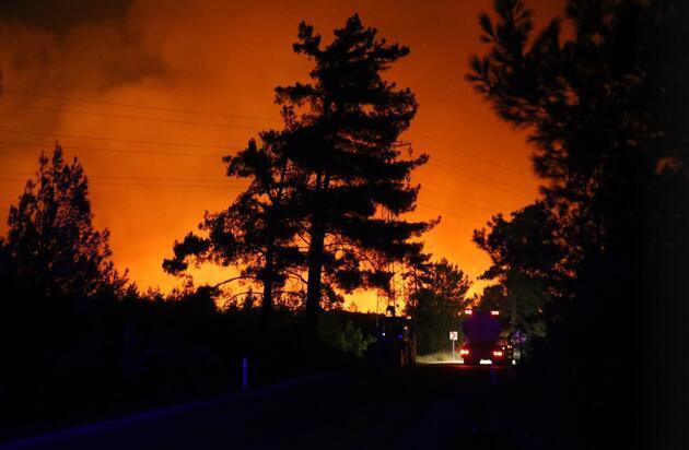 Yangın bölgelerinde son durum ne? Bakan Pakdemirli'den açıklama