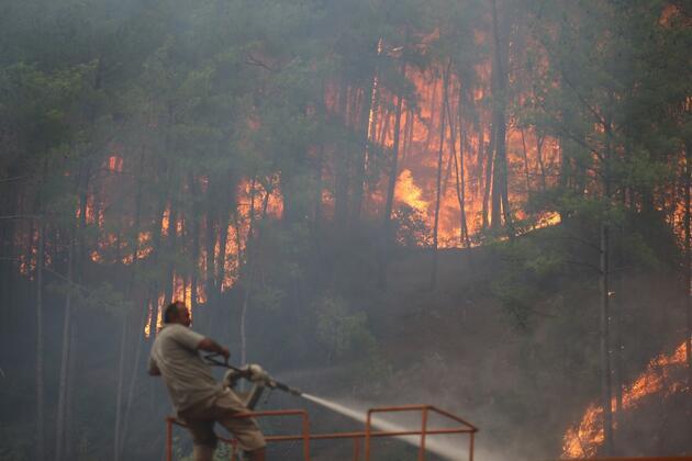 Taslak raporda sıralandı: Orman yangınlarını önlemek için 4 önemli adım