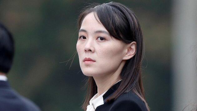 Kuzey Kore lideri Kim Jong-un'un kız kardeşinden ABD uyarısı