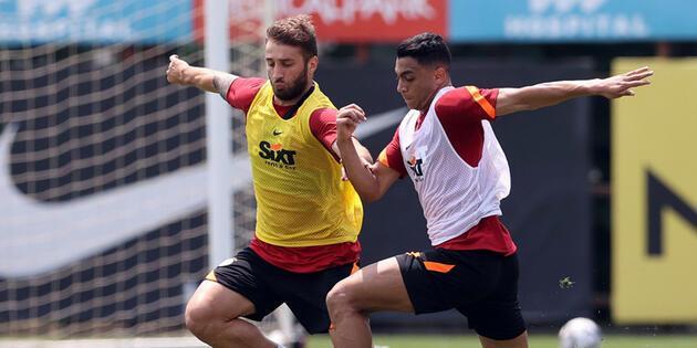 Son dakika... Galatasaray'da Terim'den Diagne sürprizi!