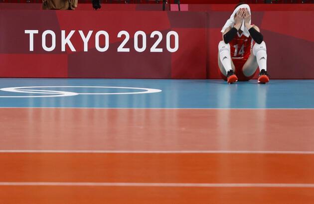 Son dakika... Filenin Sultanları Tokyo 2020'yi ilk 8'de tamamladı (Güney Kore - Türkiye: 3-2)