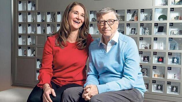 Bill Gates'in 80 bin TL'lik Bodrum menüsü merak konusu oldu