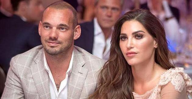 Wesley Sneijder'in eski eşi Yolanthe Cabau'dan yıllar sonra cesur itiraf