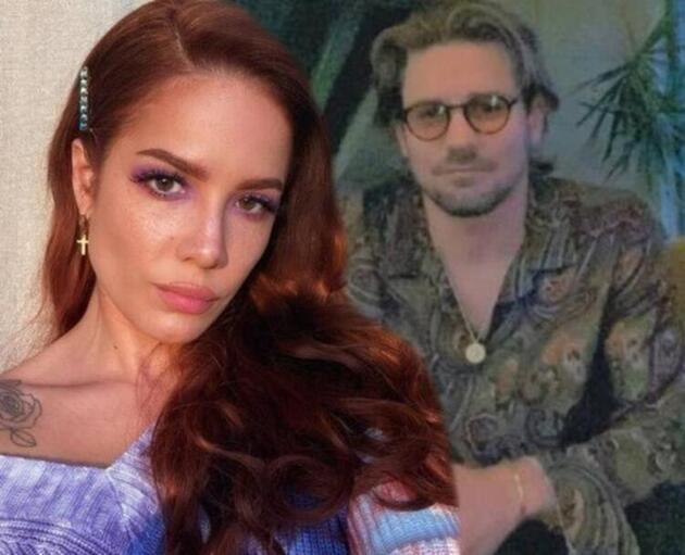 Halsey'in eşiyle yorumları sosyal medyayı salladı