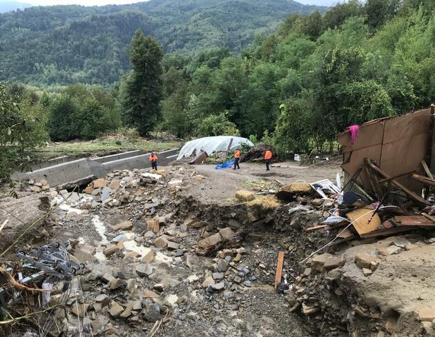 Bartın, Sinop ve Kastamonu'da sel felaketi: İşte dakika dakika son durum