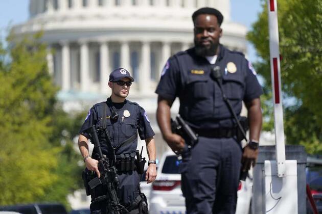SON DAKİKA: ABD Kongresi'nde bomba ihbarı