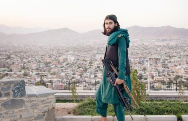 Kabil'de gündelik hayatın fotoğrafı