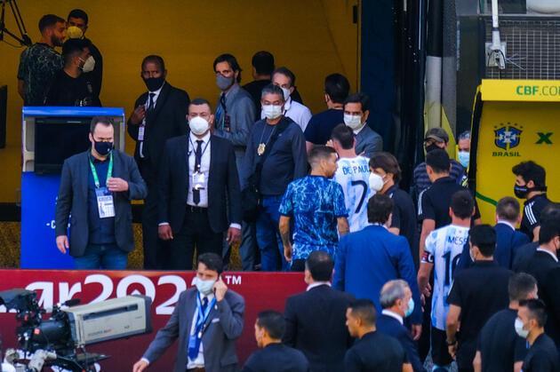 Son dakika... Brezilya, Arjantin'den intikam mı aldı? FIFA'dan ilk açıklama