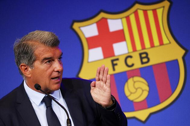 Son dakika... Laporta'dan Avrupa Süper Ligi açıklaması!