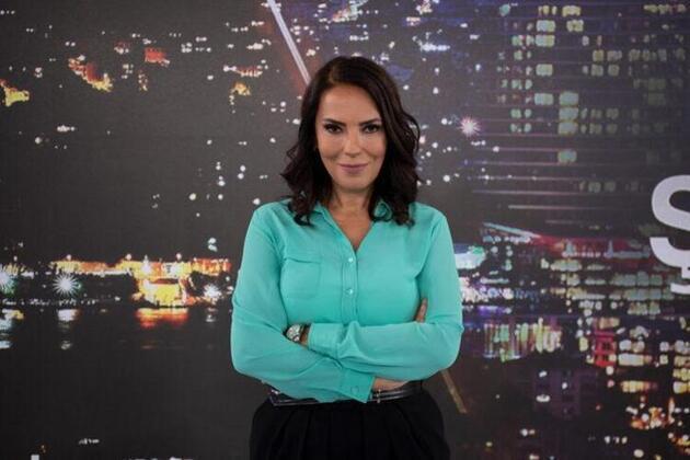 Yeşim Salkım televizyon haberciliğine başladı