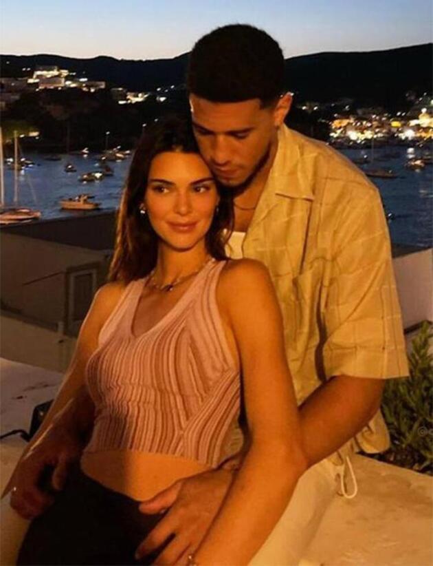 Kendall Jenner'ın paylaşımına Türk hayranlarından yorum geldi