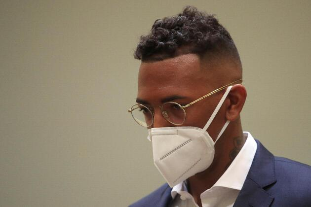 Son dakika... Mahkeme Jerome Boateng'i suçlu buldu!