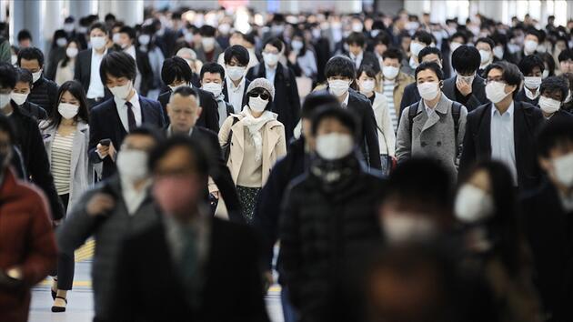 Japonya'da 'Eta varyantı' tespit edildi