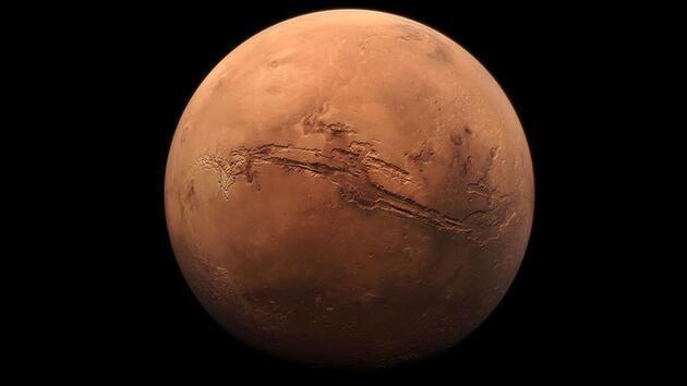 Mars'tan toplanan kaya örnekleri kızıl gezegende eskiden yaşam olduğu görüşünü güçlendiriyor