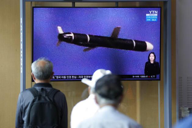 Tokyo'daki üçlü zirve sonrası Kuzey Kore'den yeni balistik füze denemesi