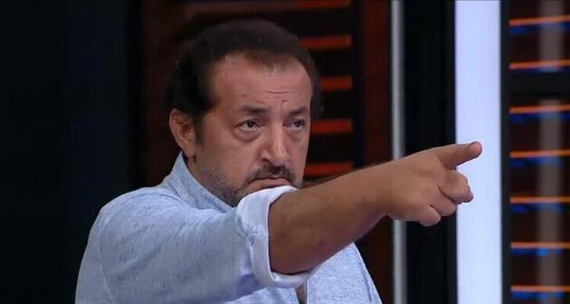 MasterChef'te yemeğini yetiştiremeyen yarışmacı Mehmet Yalçınkaya'yı kızdırdı