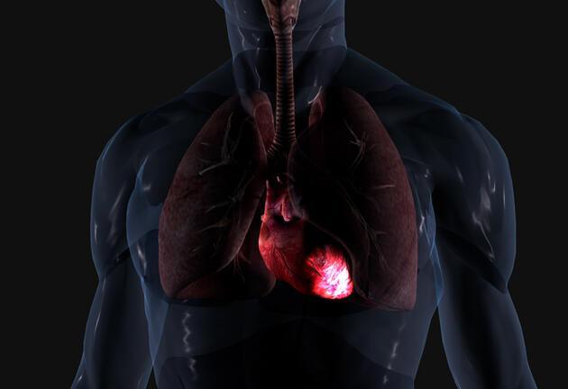 Covid-19 geçirenlerde 37 kat daha fazla kalp kası iltihabı tespit edildi