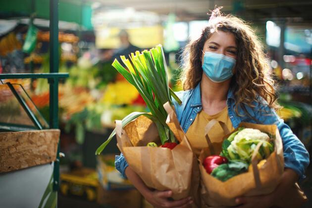 Bilimsel Araştırma: Bitkisel beslenme Covid-19 riskini azaltıyor