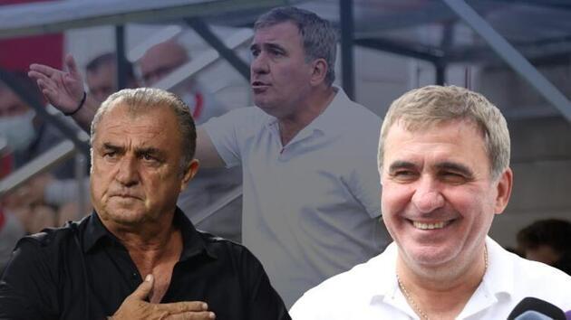 Son dakika... Hagi, Enes Sali'yi Galatasaray'a önerdi