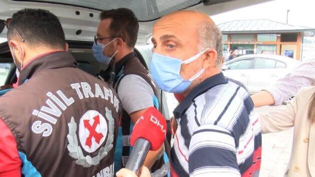 Eminönü'nde taksicilere ceza yağdı