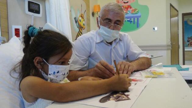 Hastane sınıfında dersbaşı