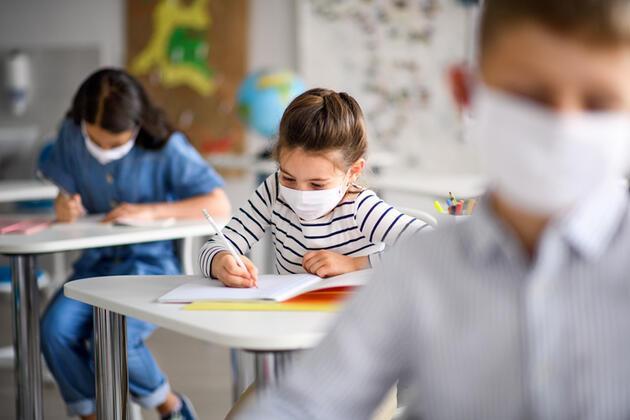 Çocuklar için 'Uzun COVID' araştırmasının sonuçları açıklandı