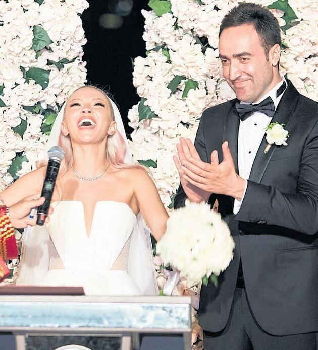 Ece Seçkin'in düğününden detaylar ortaya çıktı