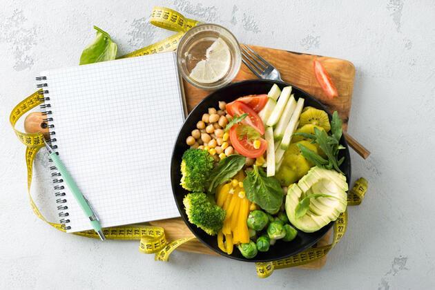 Kalıcı zayıflamak için yapılan 5 önemli hata ve etkili zayıflamayı sağlayan 5 besin!