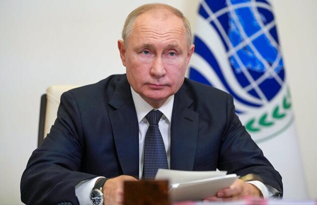 """Putin: """"ABD, Afganistan'dan çekilirken gerisinde Pandora'nın kutusunu bıraktı"""""""