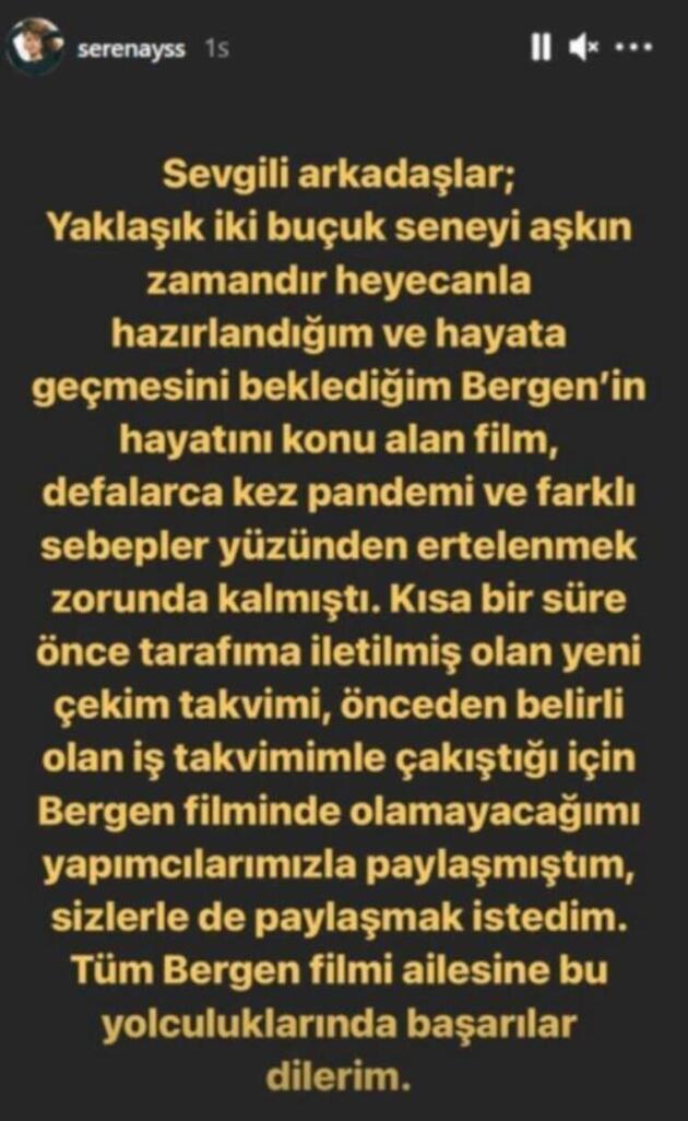 Erdal Beşikçioğlu, 'Bergen' filminde Halis Serbest olacak