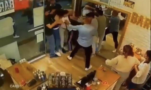 Pendik'te iki grup arasındaki kavga