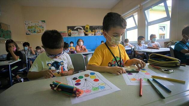 'Çocuklarda pozitiflik arttı'