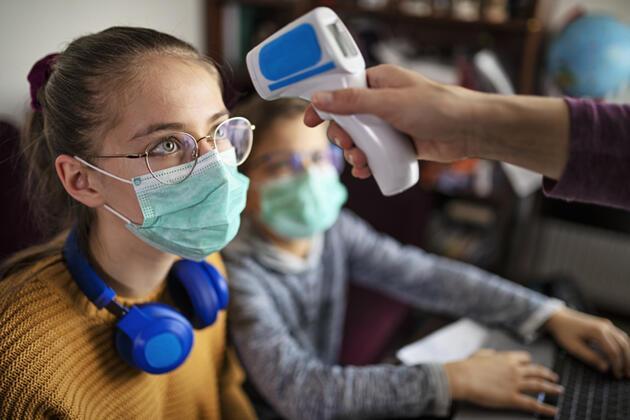 Çocuğunuz Covid mi, grip mi? Fark nasıl anlaşılır?