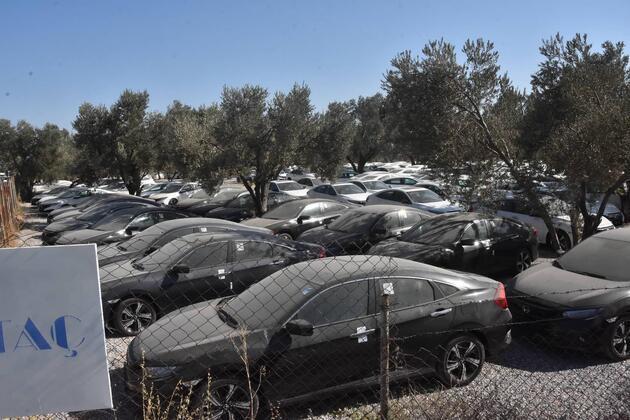 Sıfır otomobillerde 'stokçuluk' iddiası