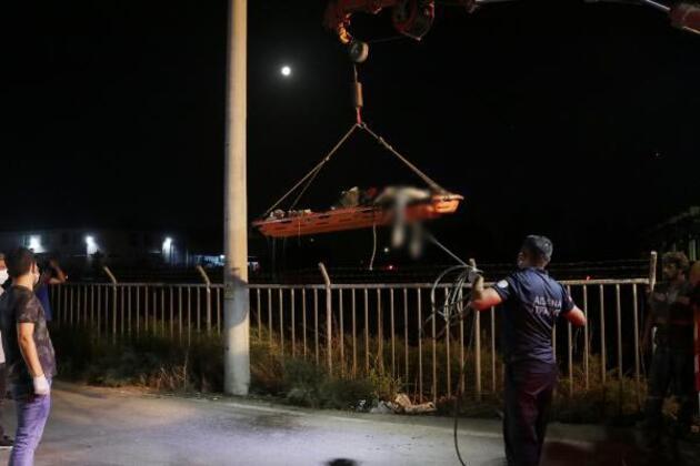 Kayıp olarak aranıyordu, sulama kanalında cesedi bulundu