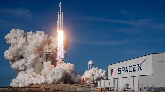 SpaceX'in tuvaletindeki problemin nedeni ortaya çıktı