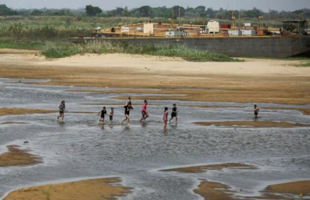 Paraguay'da 117 yılın en büyük kuraklığı yaşanıyor