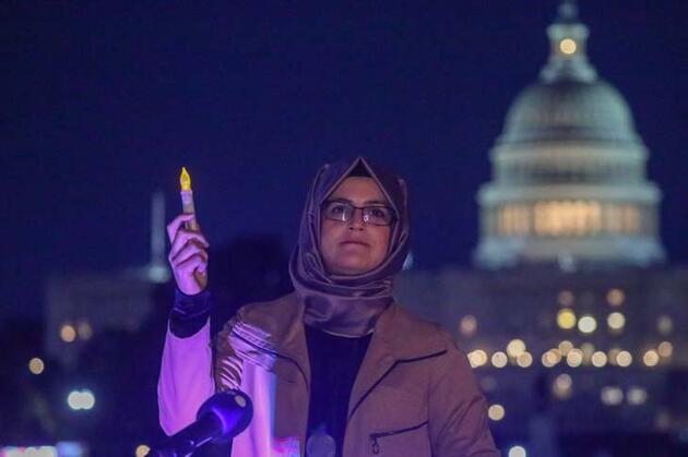 Suudi gazeteci Cemal Kaşıkçı, ölümünün 3. yılında Washington'da anıldı