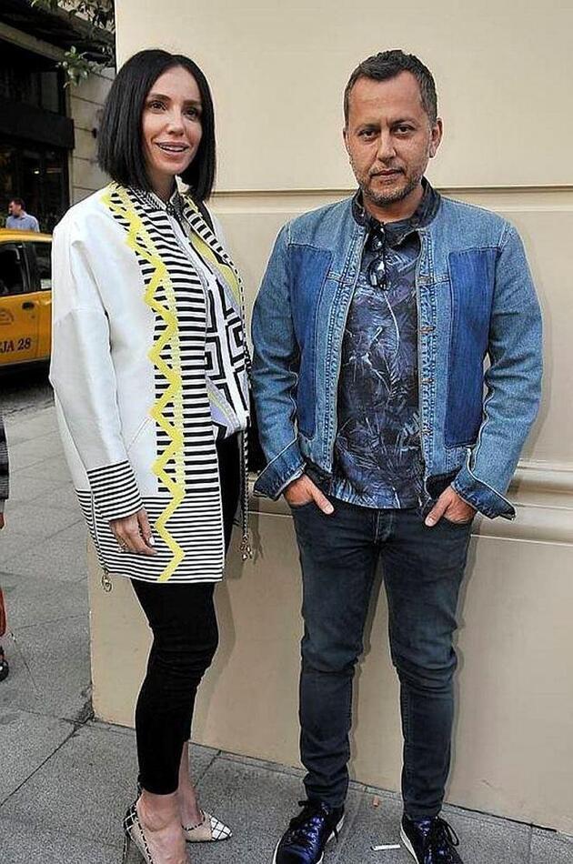 Gülşen ve Ozan Çolakoğlu Londra'ya taşınıyor