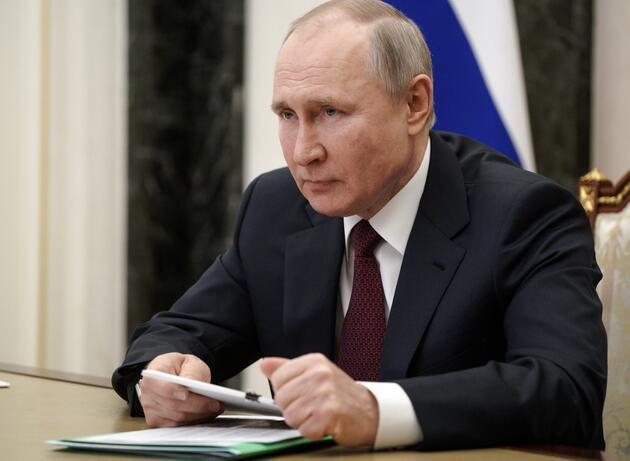 Ukrayna Devlet Başkanı Zelenskiy'den Putin mesajı: