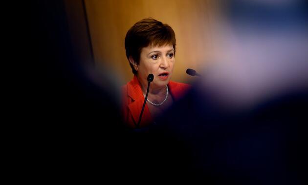 IMF'te şok: IMF Başkanı Kristalina Georgieva soruşturmaya alındı