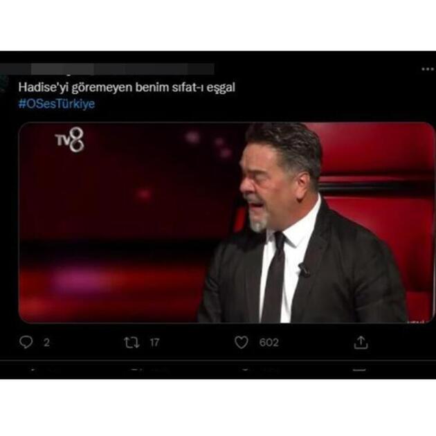 O Ses Türkiye ilk bölüme Cezayirli yarışmacı damga vurdu!