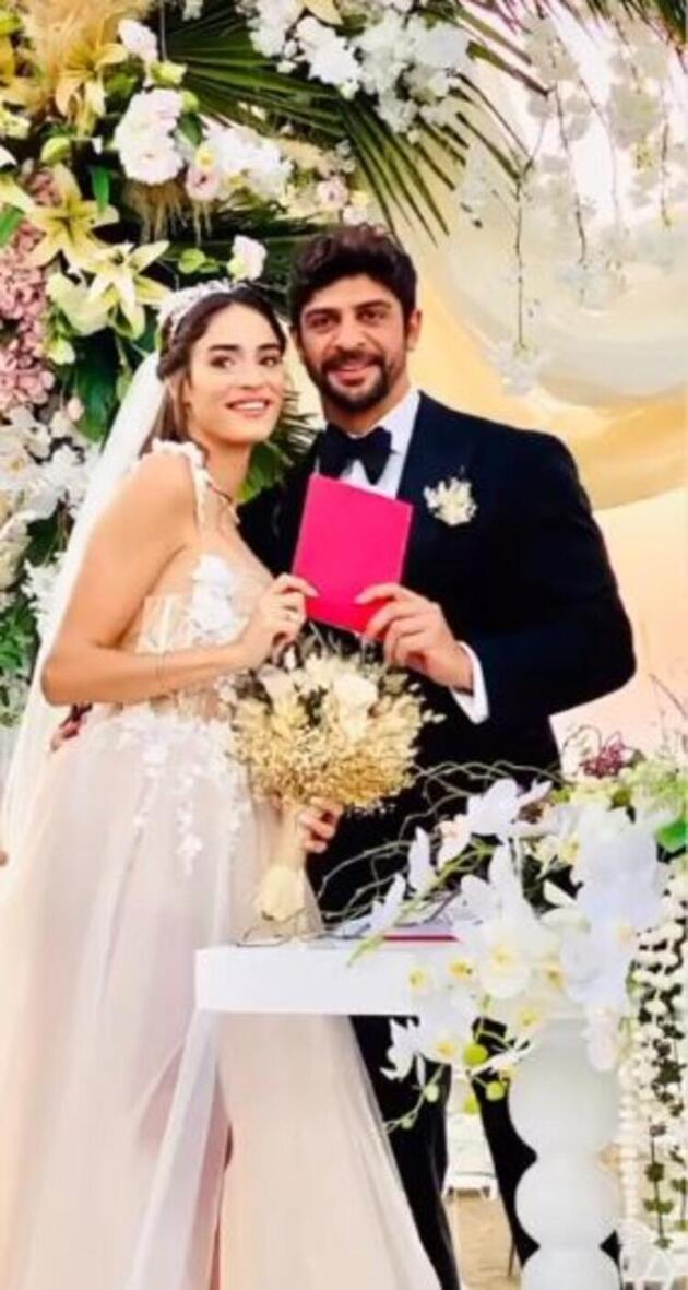 Survivor Melisa Emirbayer, Sami Hamidi ile evlendi!