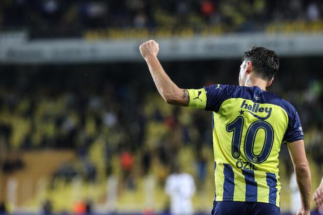 Son dakika... Fenerbahçe'de Mesut Özil'le özel görüşme!
