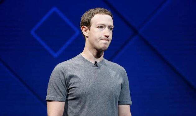 Dünyanın gündemine oturan kesinti! Oklar Zuckerberg'e döndü