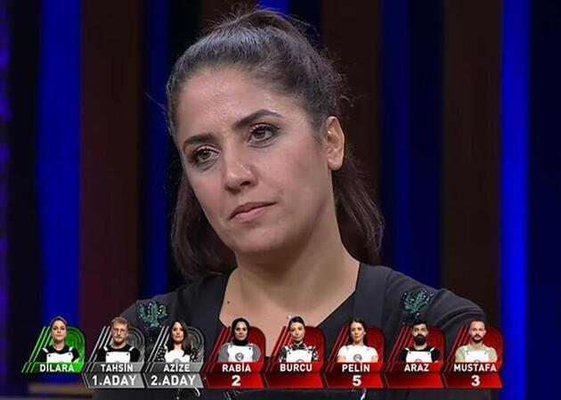 MasterChef'te eleme adayı olan yarışmacı gözyaşlarına boğuldu