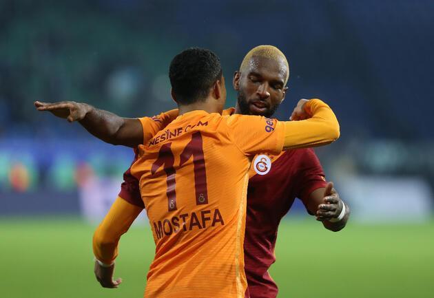 Son dakika... Galatasaray'dan Mostafa Mohamed kararı!